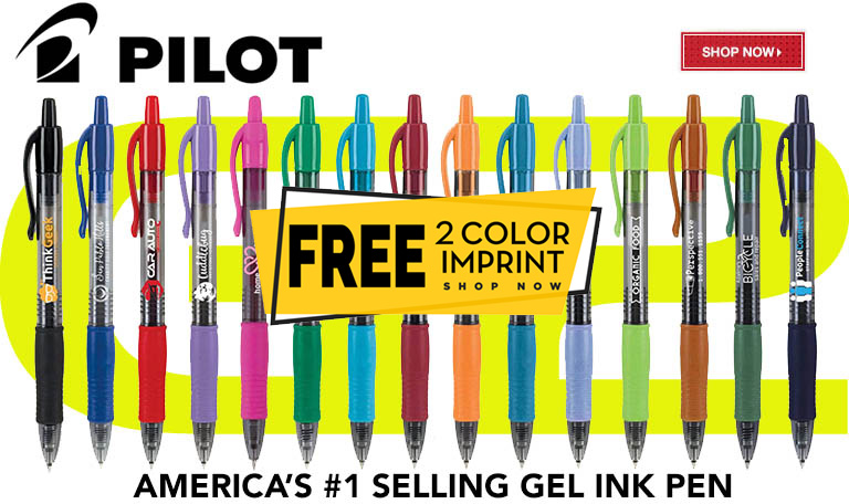 Promotional Pilot G27 Pens Custom Printed with Logo for Advertising